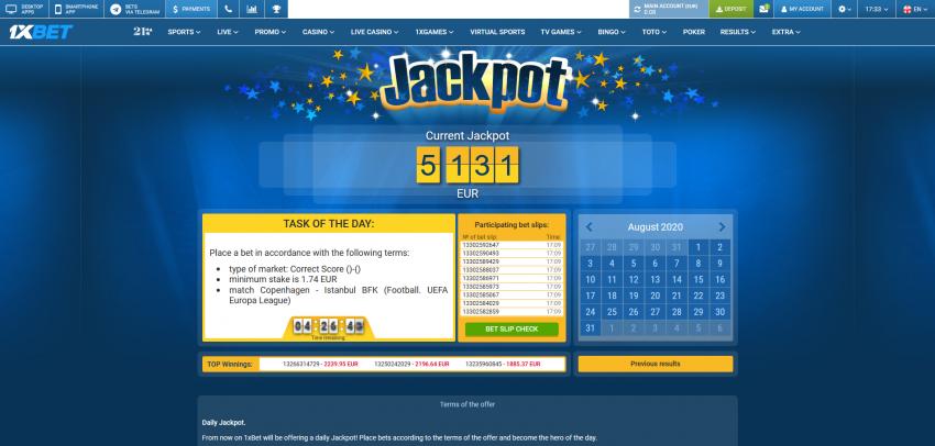 1xbet_jackpot